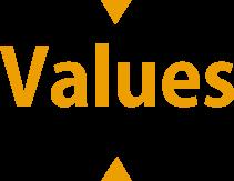 Values 行動指針・バリュー